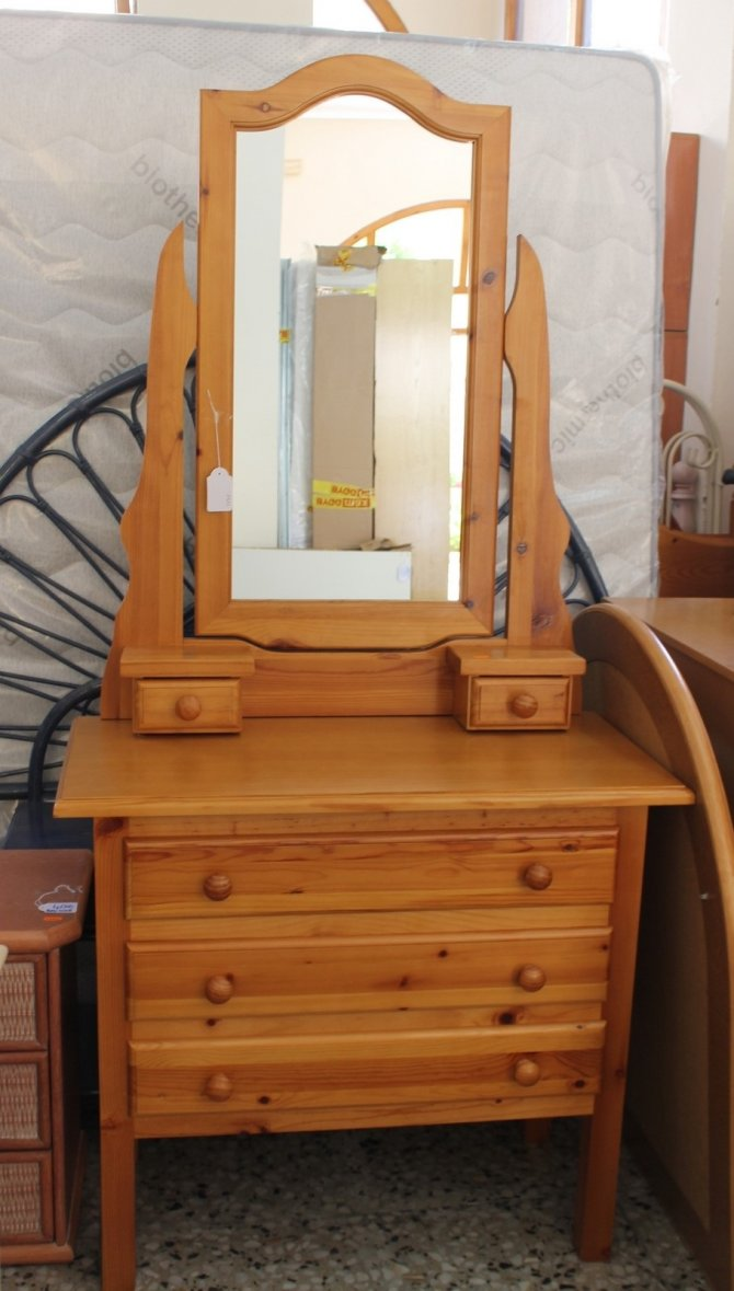 Second-hand furniture Chest of Drawers and Mirror, Torrevieja, Spain