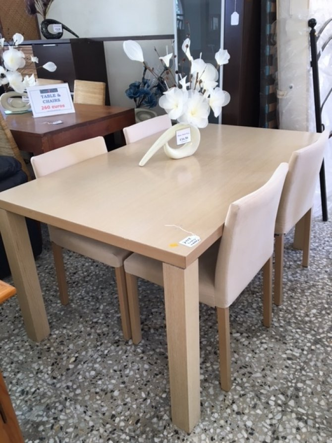 new2you furniture - second hand dining room furniture