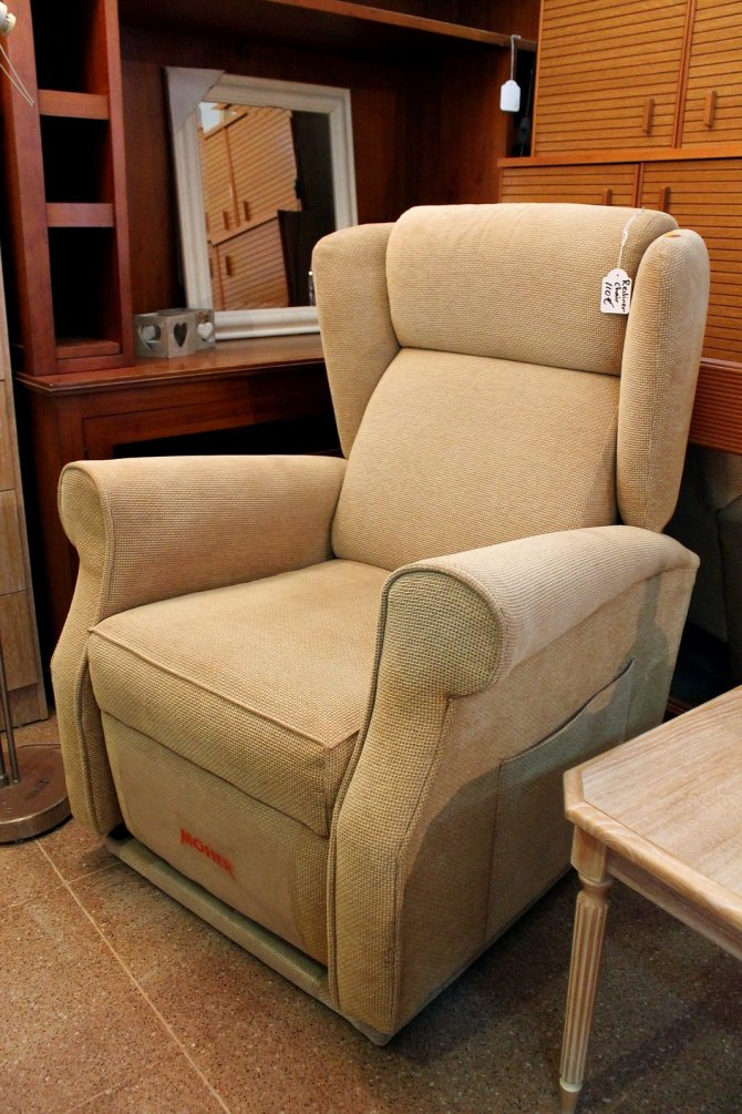 New2you Furniture Second Hand Armchairs For The Living