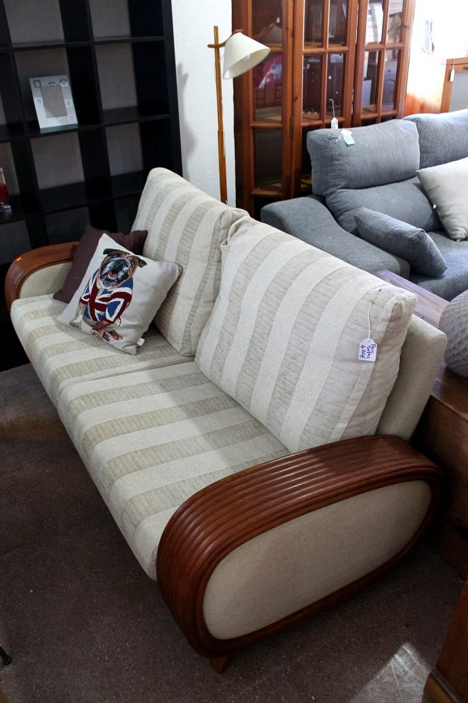 Second-hand furniture Pair of Sofas, Torrevieja, Spain
