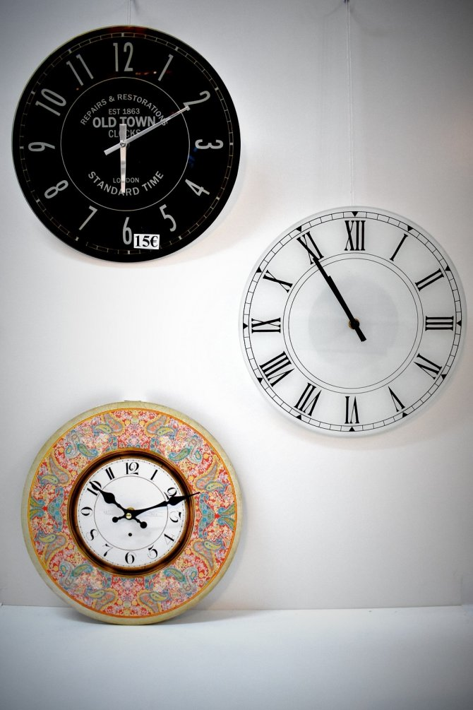 Brand new household items Clocks, Torrevieja, Spain