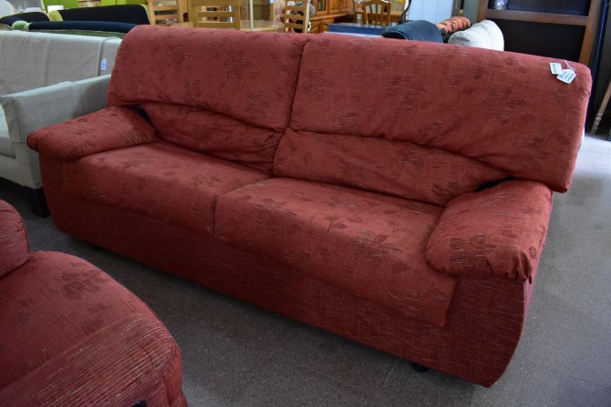 Second-hand furniture Sofabed and Armchair, Torrevieja, Spain