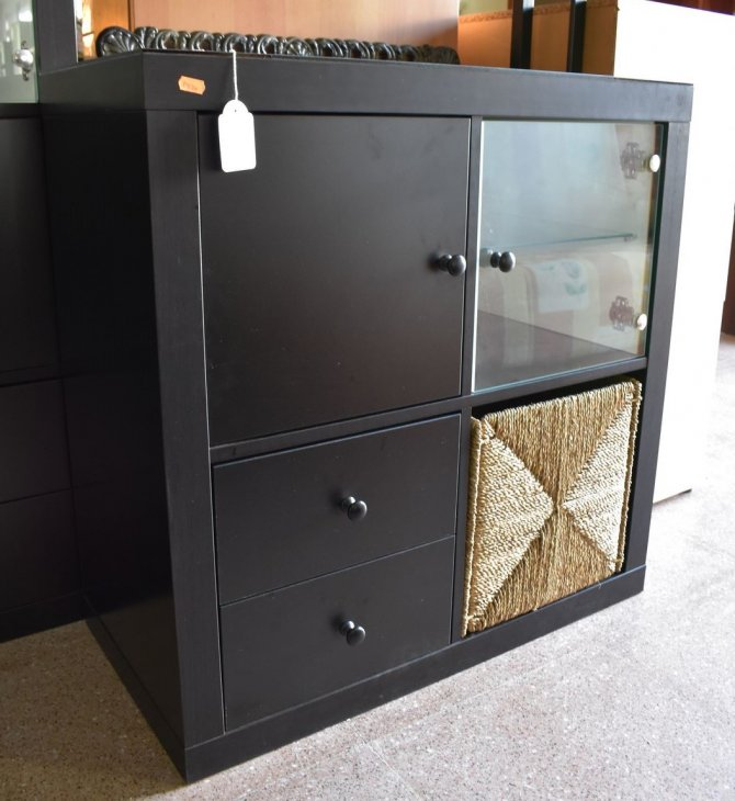 Second-hand furniture Unit, Torrevieja, Spain