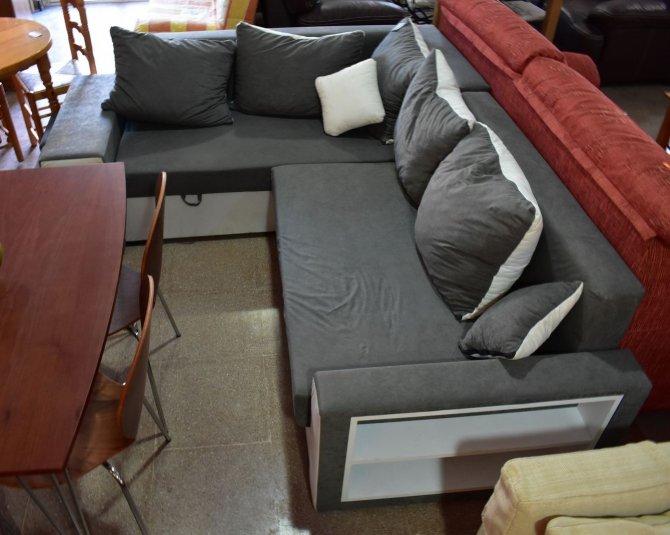 Second-hand furniture Corner Sofabed, Torrevieja, Spain