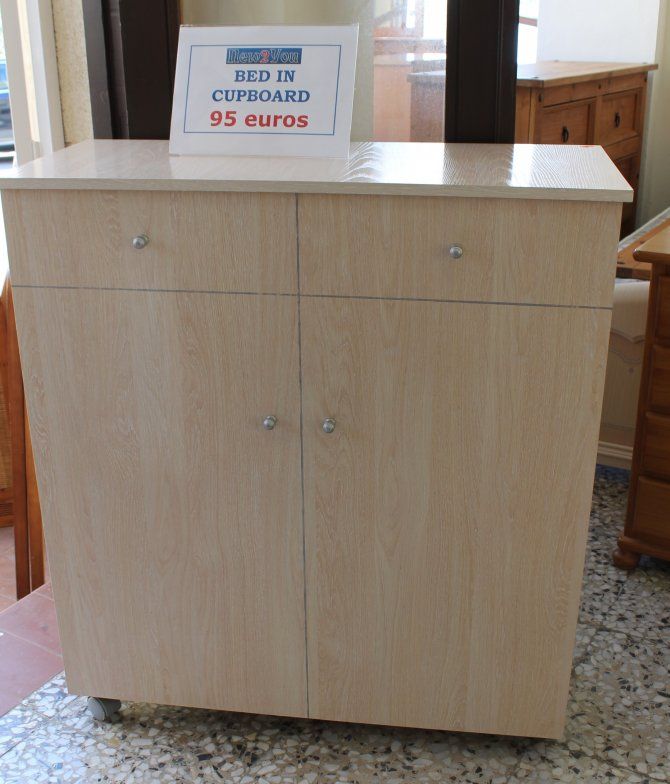 Second-hand furniture Bed In Cupboard, Torrevieja, Spain