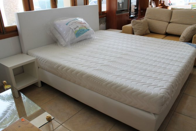 Second-hand furniture Complete bed and bedsides, Torrevieja, Spain