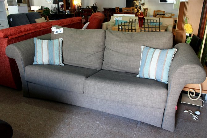 Second-hand furniture Italian Style Sofa/Bed, Torrevieja, Spain