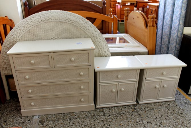 Second-hand furniture Bedroom Suite, Torrevieja, Spain