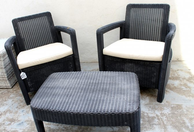 Second-hand furniture Patio Set, Torrevieja, Spain