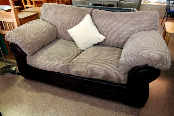 Second-hand furniture Sofa, Torrevieja, Spain
