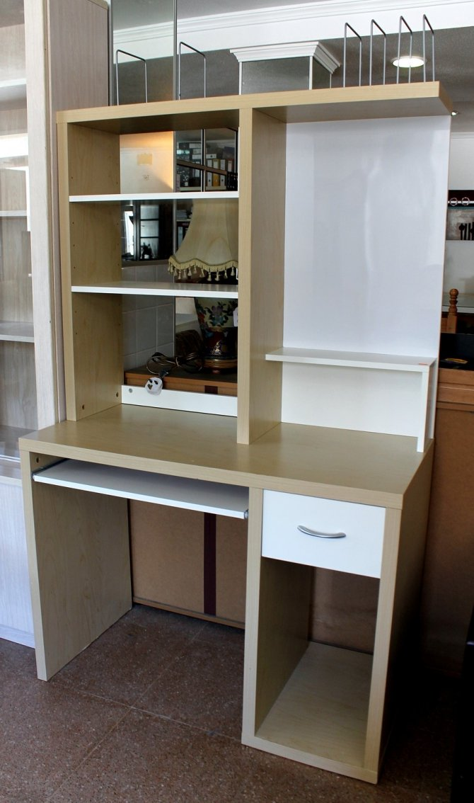 Second-hand furniture Desk Unit, Torrevieja, Spain