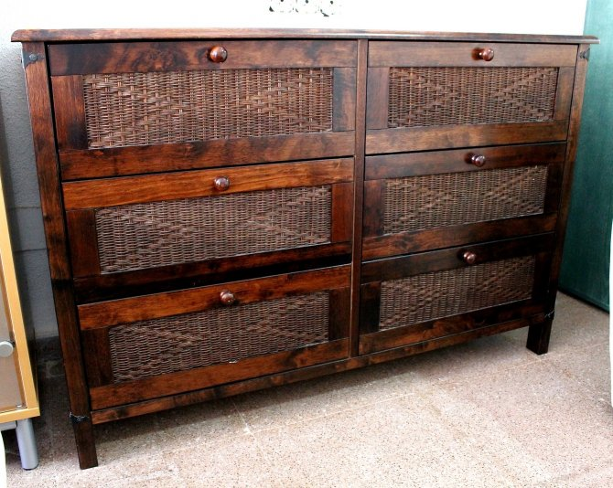 Second-hand furniture Drawer Unit, Torrevieja, Spain