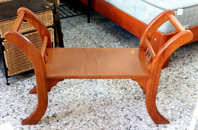 Second-hand furniture Bench Chair, Torrevieja, Spain