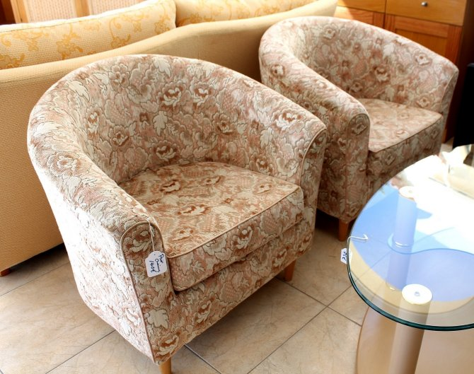 Second-hand furniture Pair of Chairs, Torrevieja, Spain
