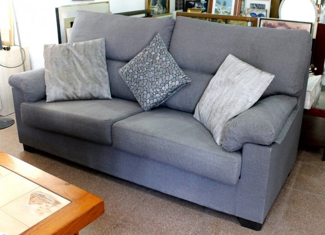 Second-hand furniture Sofa, Torrevieja, Spain