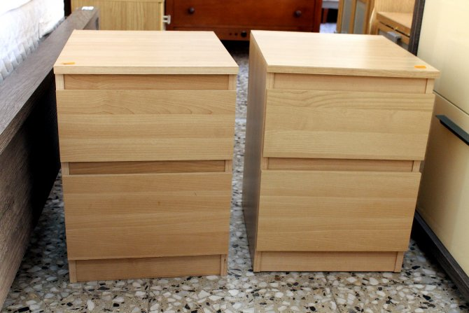 Second-hand furniture Pair Bedsides, Torrevieja, Spain