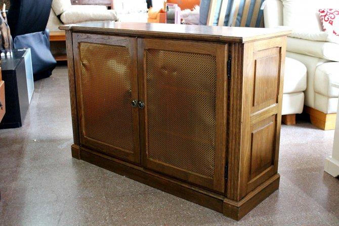 Second-hand furniture Shoe Cupboard, Torrevieja, Spain