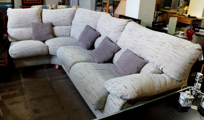 Second-hand furniture Corner Sofa, Torrevieja, Spain