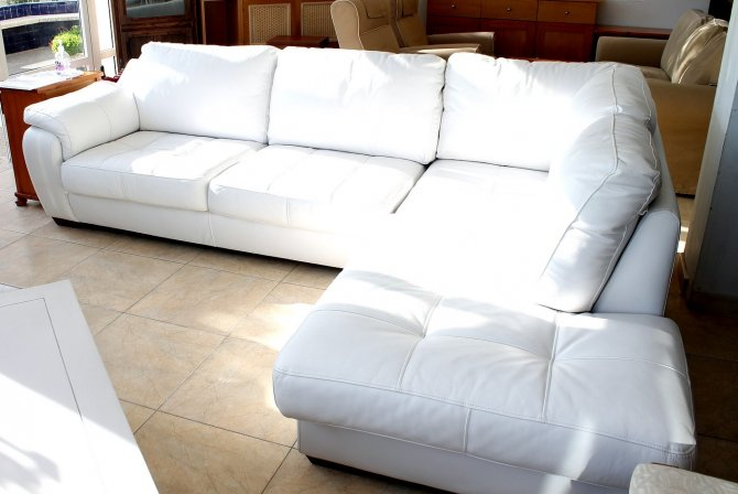 Second-hand furniture Sofa Chaise, Torrevieja, Spain