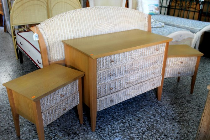 Second-hand furniture Bedroom Set, Torrevieja, Spain