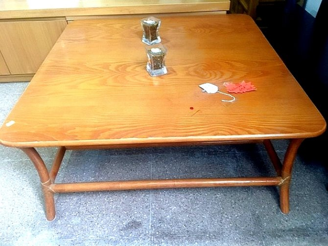 Second-hand furniture Coffee Table, Torrevieja, Spain