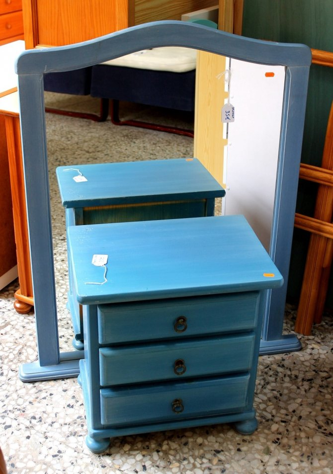 Second-hand furniture Bedside, Torrevieja, Spain