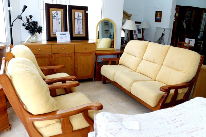 Second-hand furniture Three Piece Suite, Torrevieja, Spain