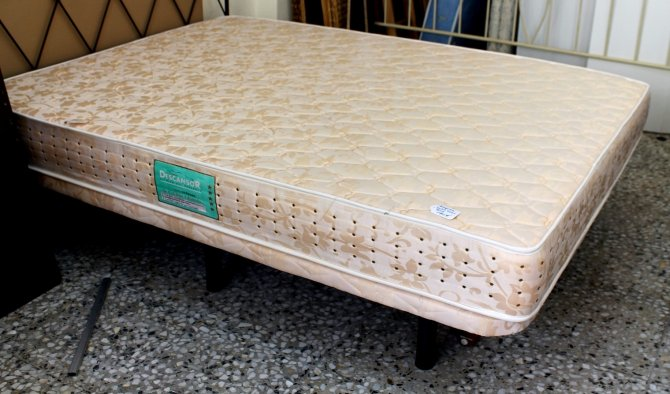 Second-hand furniture Kingsize Bed, Torrevieja, Spain