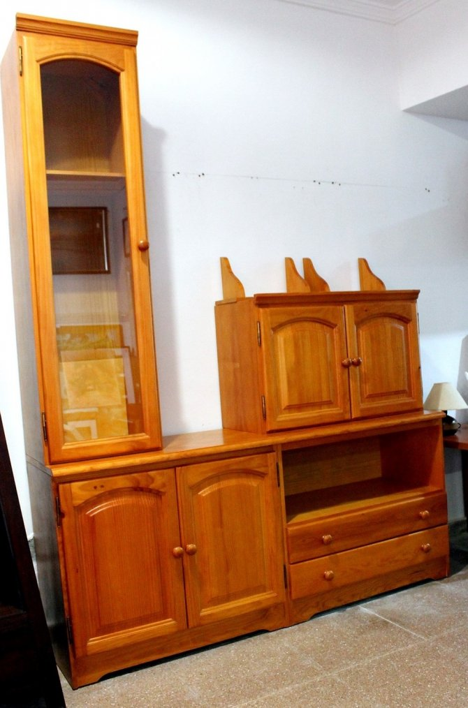 Second-hand furniture Modular Unit, Torrevieja, Spain