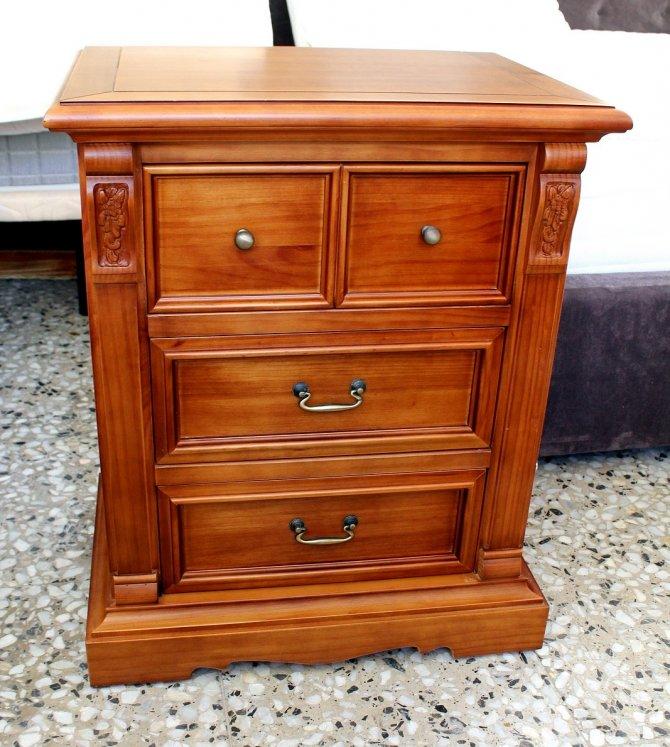 Second-hand furniture Bedside, Torrevieja, Spain