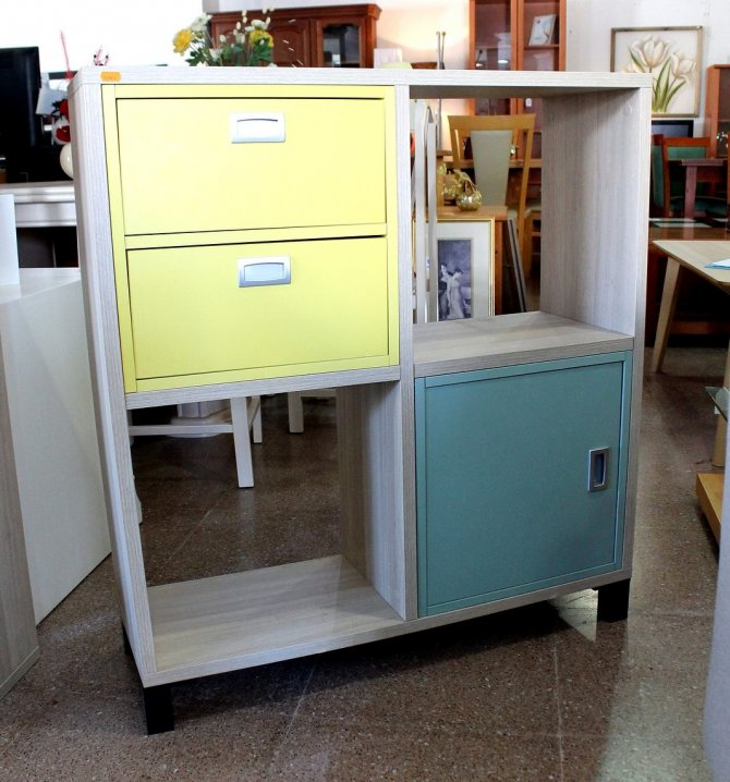 Second-hand furniture Shelf Unit, Torrevieja, Spain