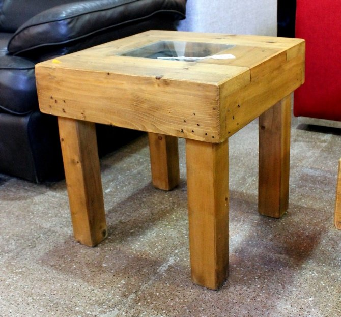 Second-hand furniture Side Table, Torrevieja, Spain