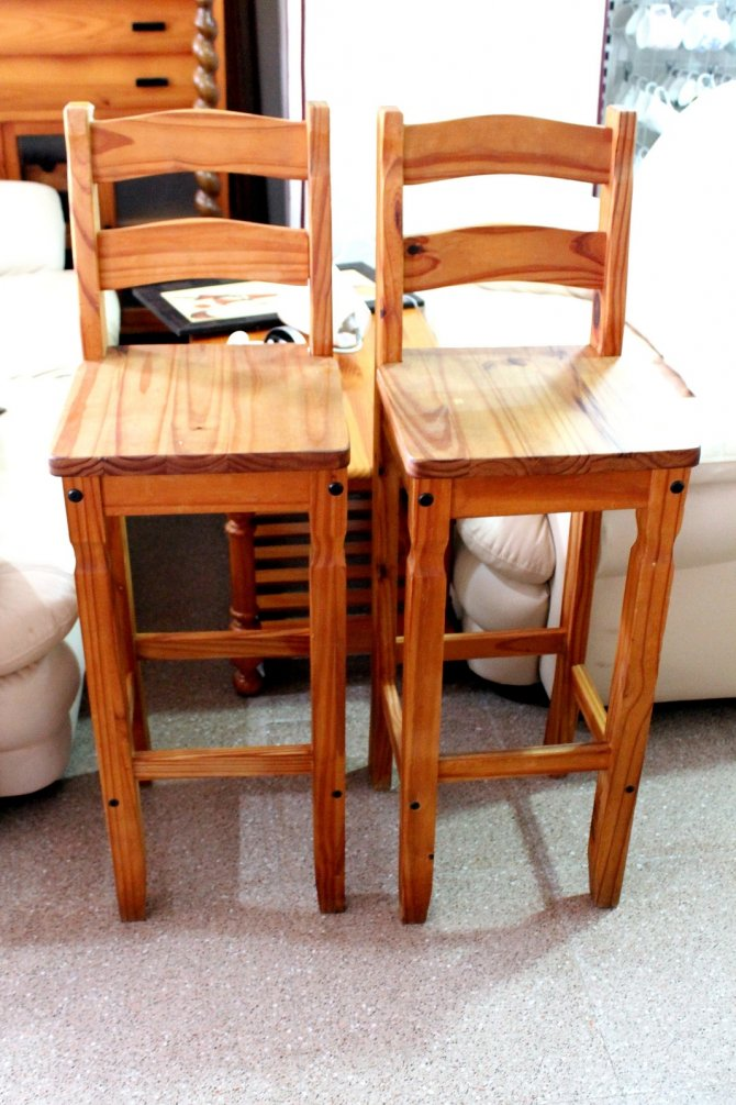 Second-hand furniture Pair of Bar Stools, Torrevieja, Spain
