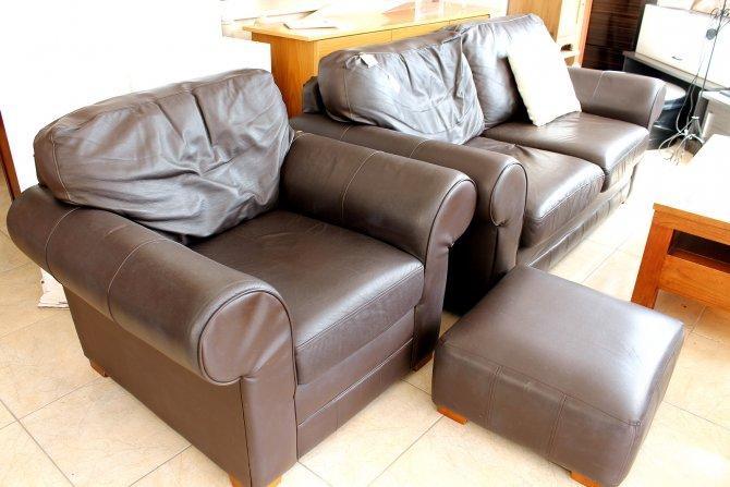 Second-hand furniture Sofabed set, Torrevieja, Spain