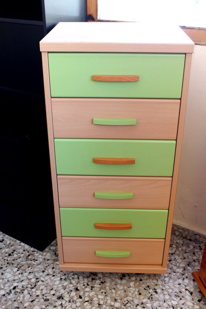 Second-hand furniture Drawers, Torrevieja, Spain