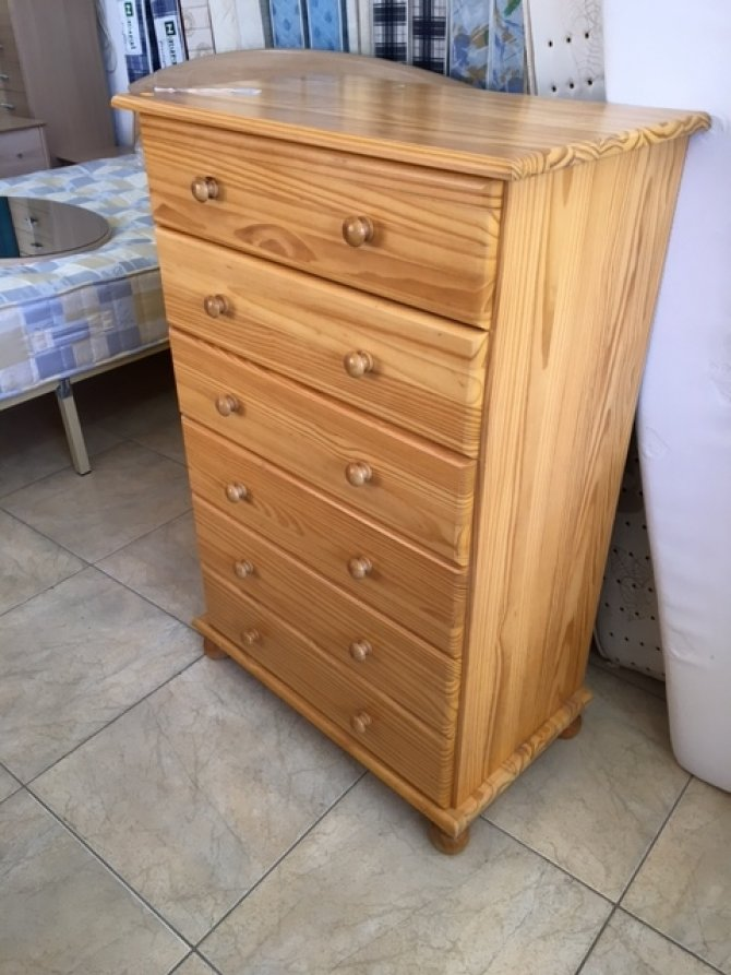 New2you Furniture Second Hand Chest Of Drawers For The Bedroom Ref D880 Torrevieja Spain