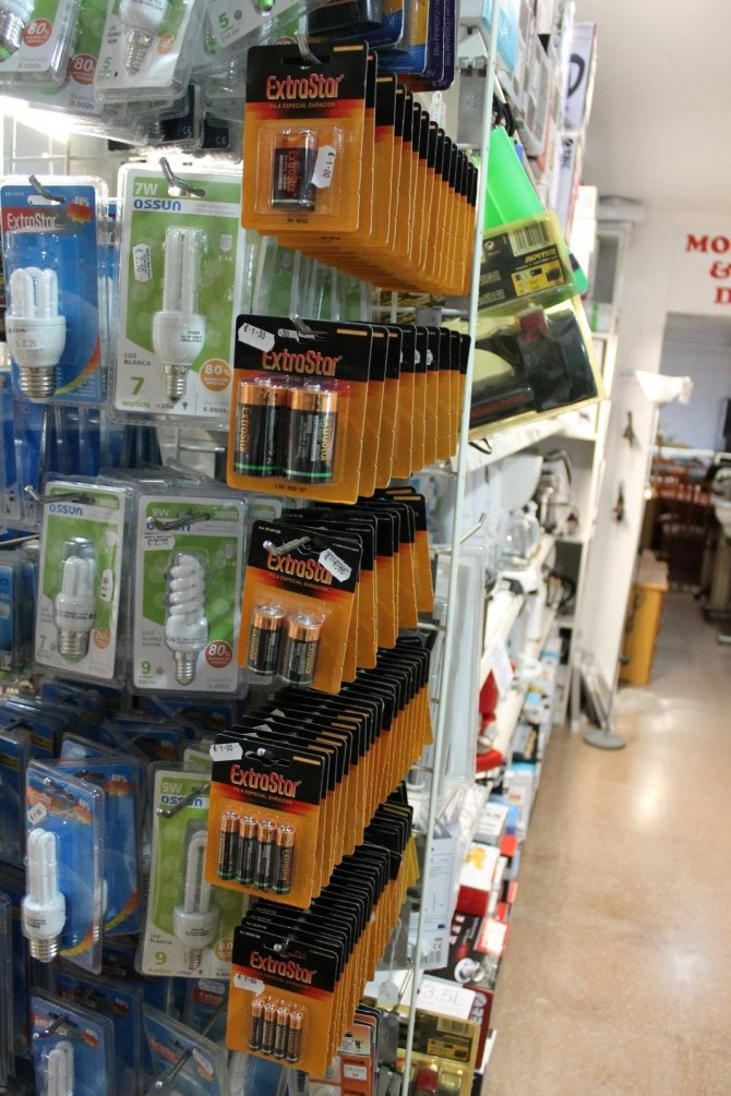 Brand new household items Batteries, Torrevieja, Spain