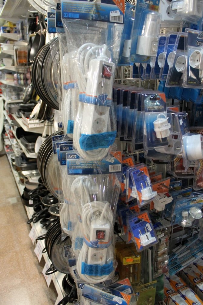 Brand new household items Extension Leads, Torrevieja, Spain