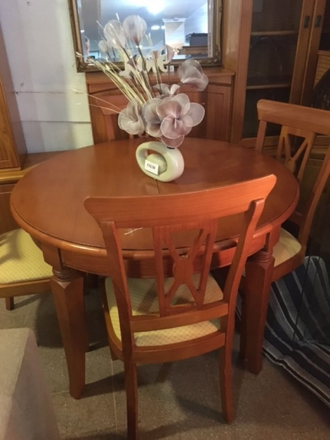 New2you furniture second hand tables chairs for the dining room living room ref f281 - Second hand dining room tables ...