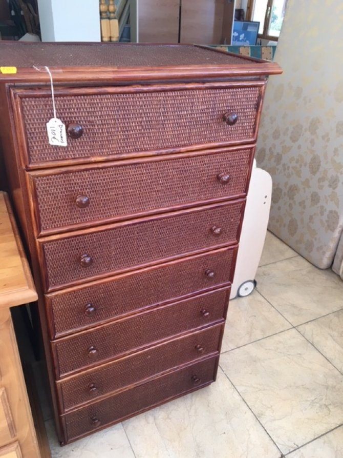 New2you Furniture Second Hand Chest Of Drawers For The Bedroom Ref F483 Torrevieja Spain