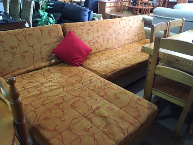 Second-hand furniture Sofabed Chaise, Torrevieja, Spain
