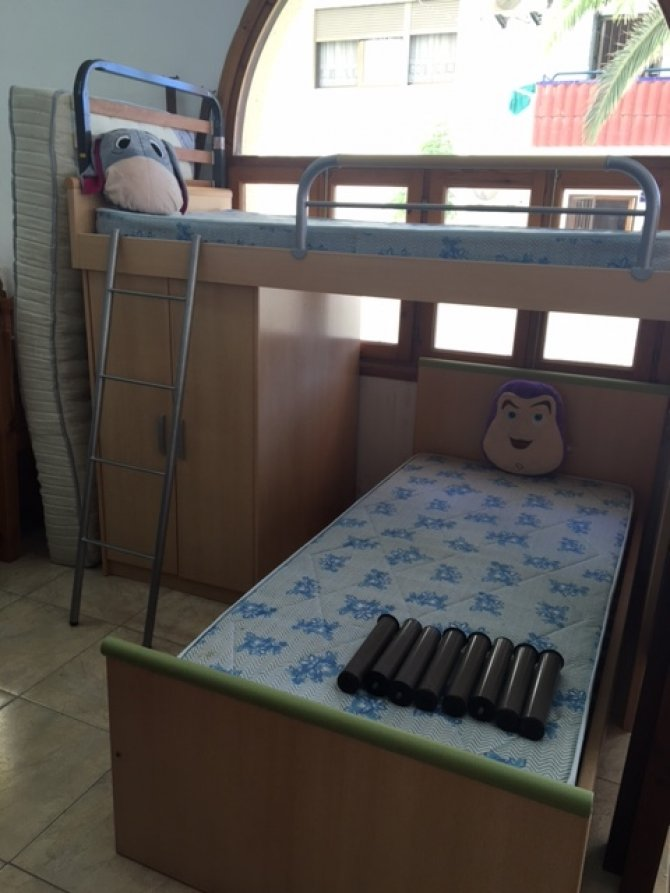 New2you furniture all second hand furniture for Second hand bunk beds