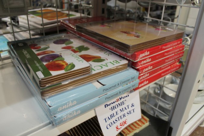 Brand new household items Place Mat Sets, Torrevieja, Spain