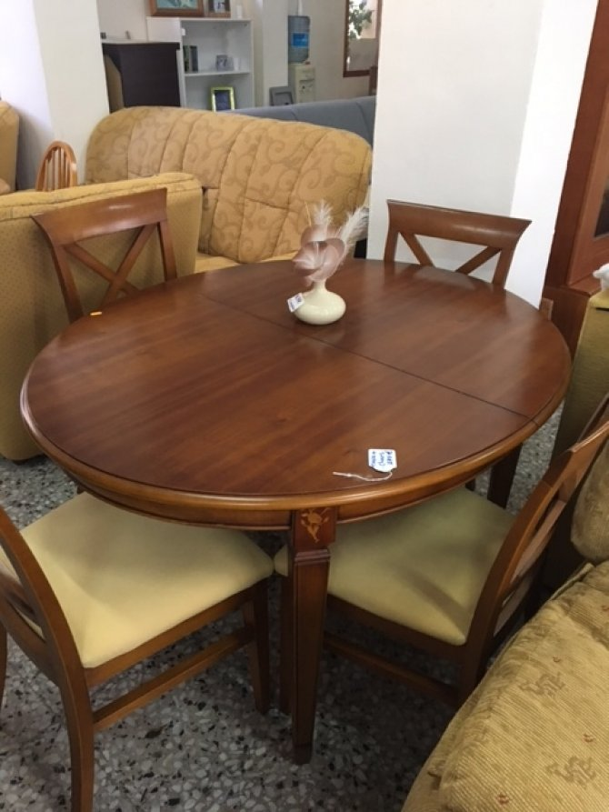 New2you furniture second hand tables chairs for the dining room living room ref g293 - Second hand dining room tables ...