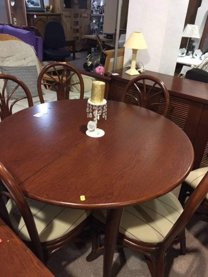 New2you furniture second hand tables chairs for the dining room living room ref g323 - Second hand dining room tables ...
