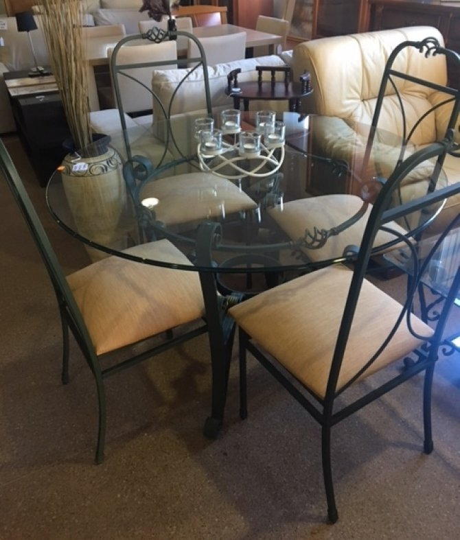 New2you furniture second hand tables chairs for the dining room living room ref f831 - Second hand dining room tables ...